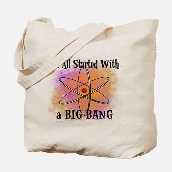 It All Started with a Big Ban Tote Bag