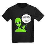 Believe Kids Dark T-Shirt