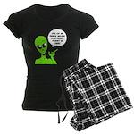 Believe Women's Dark Pajamas