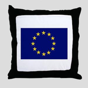 EU Throw Pillow