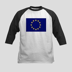 EU Kids Baseball Jersey