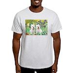 Irises-Westies 3and11 Light T-Shirt