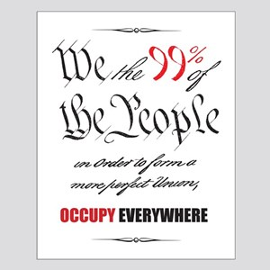 We the 99% Small Poster