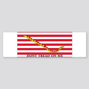 DONT TREAD Bumper Sticker