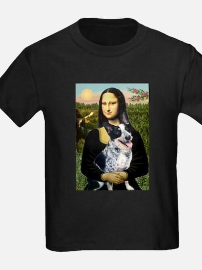 Mona Lisa/Cattle Dog T