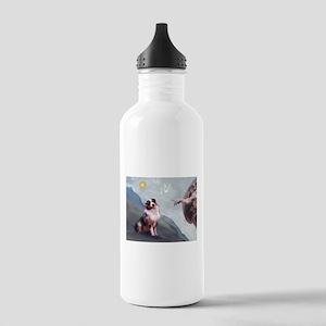 Creation / Australian Shepher Stainless Water Bott