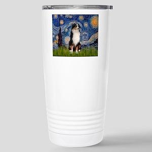 Starry / Aussie (#2) Stainless Steel Travel Mug