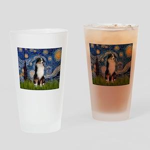 Starry / Aussie (#2) Drinking Glass