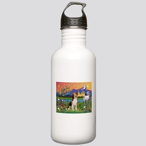 Fantasy Land & Beagle Stainless Water Bottle 1.0L