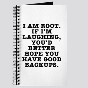 I am root Journal