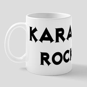 Karachi Rocks! Mug
