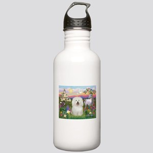 Castle & Bolgonese Stainless Water Bottle 1.0L