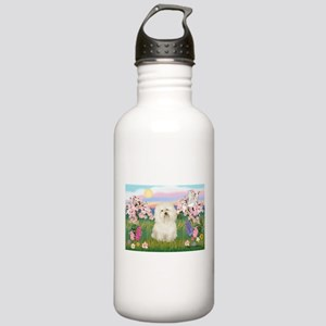 Bolognese/Blossoms Stainless Water Bottle 1.0L