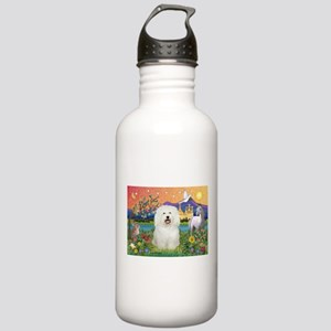 Bolgonese/Fantasy Land Stainless Water Bottle 1.0L