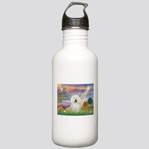 Cloud Angel/Bolognese Stainless Water Bottle 1.0L
