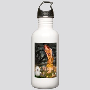 Fairies & Bolognese Stainless Water Bottle 1.0L