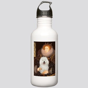 Queen's Bolognese Stainless Water Bottle 1.0L