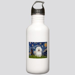 Starry Night Bolognese Stainless Water Bottle 1.0L