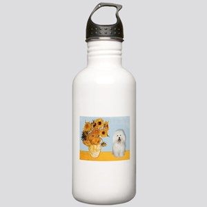 Sunflowers/Bolognese Stainless Water Bottle 1.0L