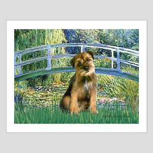 Bridge / Border Terrier Small Poster