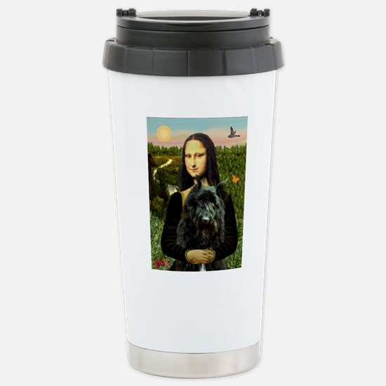 Mona / Bouvier Stainless Steel Travel Mug