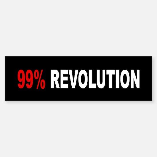 Occupy Wall Street: Sticker (Bumper)