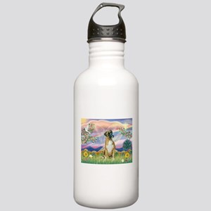 Cloud Angel & Boxer Stainless Water Bottle 1.0L