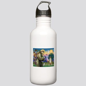 Saint Francis & Boxer Stainless Water Bottle 1.0L