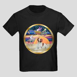 XmasStar/Brittany #3 Kids Dark T-Shirt
