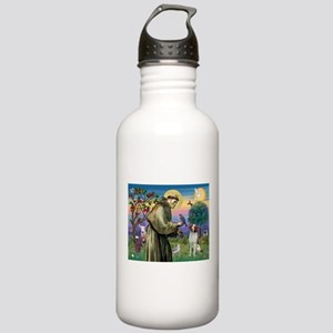 St Francis/Brittany Stainless Water Bottle 1.0L