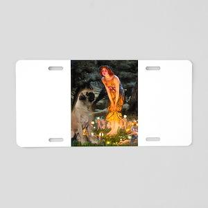 Midsummer's Eve Mastiff Aluminum License Plate
