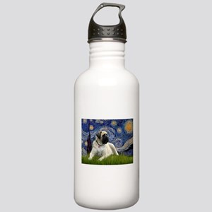 Starry Night Mastiff Stainless Water Bottle 1.0L