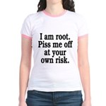 I am root Jr. Ringer T-Shirt