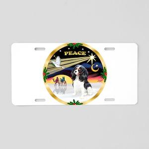 XmasDove/Cavalier #6 Aluminum License Plate