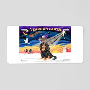 Peace / Cavalier (BT) Aluminum License Plate