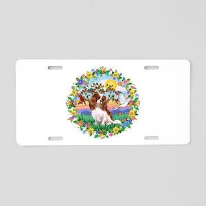 Bright Life/Cavalier Aluminum License Plate