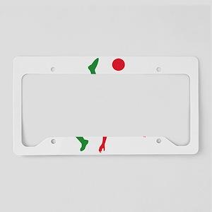 Portugal Soccer License Plate Holder