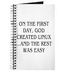 God created Linux Journal