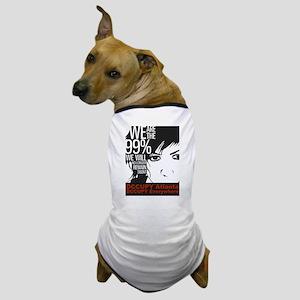Occupy Atlanta Dog T-Shirt