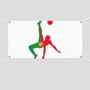Portugal Soccer Banner