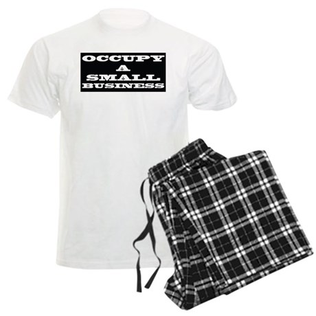 Small Biz Men's Light Pajamas