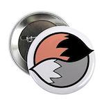 "Tails 2.25"" Button"