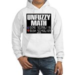 UNFUZZY MATH Hooded Sweatshirt