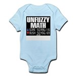 UNFUZZY MATH Infant Creeper