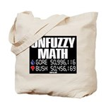 UNFUZZY MATH Tote Bag