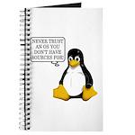 Never trust an OS Journal