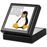 Never trust an OS Keepsake Box