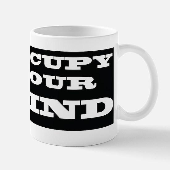 Occupy Mind Mug