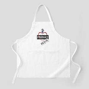 I Love Black Friday Apron