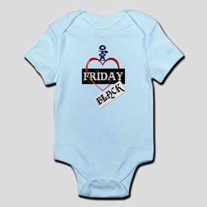I Love Black Friday Infant Bodysuit